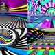 Bright Stage - VJ Loop Pack (7in1) - VideoHive Item for Sale