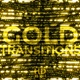Gold Transitions - VideoHive Item for Sale
