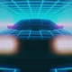 Retrowave Car Trip Vj Loops Pack V3 - VideoHive Item for Sale