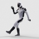 Astronaut Dancing - VideoHive Item for Sale