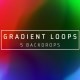 Gradient Loops Grade A - VideoHive Item for Sale