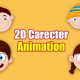 2D Kids Emoticons - VideoHive Item for Sale