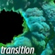 Green Fireball Transition - VideoHive Item for Sale