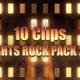 Lights For Rock Music VJ - VideoHive Item for Sale