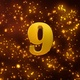 Particles Countdown - VideoHive Item for Sale