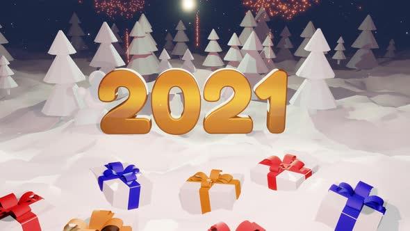 Wickboldt Christmas 2021 Version 2 Christmas 2021 Composition 2 By Alexburakov Videohive