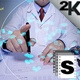 Doctor Looking Computer Screen  - VideoHive Item for Sale
