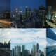 4K Singapore city bundle (6 individual clips) - VideoHive Item for Sale