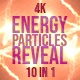 Energy Streaks Reveal - VideoHive Item for Sale