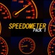 Speedometer Pack 1 - VideoHive Item for Sale