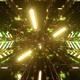 Sci Fi Vj Light Tunnel 4 K - VideoHive Item for Sale