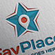 Fav Places Logo - GraphicRiver Item for Sale