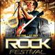 Rock Festival - GraphicRiver Item for Sale
