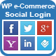 WP e-Commerce Social Login - WordPress plugin