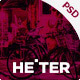 Heiter - Fresh Design. Excellent for Business Nulled