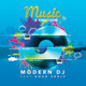 Everyday Modern Music And Emotions Cd Cover - GraphicRiver Item for Sale