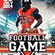 Flyer Super Bowl Konnekt - GraphicRiver Item for Sale