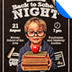 Back to School Night Flyer Template - GraphicRiver Item for Sale