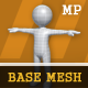 Base Mesh (MP) - Toon Char: Milkman Nulled