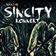 Flyer SinCity Konnekt - GraphicRiver Item for Sale