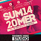 Summer Music Event  - VideoHive Item for Sale