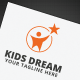 Kids Dream Logo - GraphicRiver Item for Sale