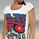 Beach T-Shirt Mock Up - GraphicRiver Item for Sale