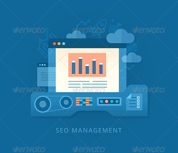 Seo Management and Strategy Developing - Web Technology