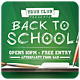Back to School - Flyer