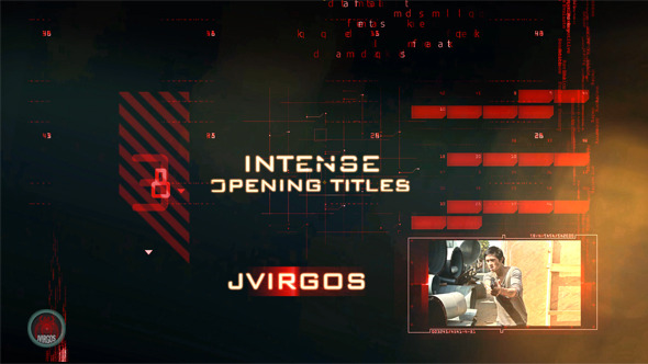 Opening Action Titles-Epic CInematic Trailer by jvirgos   VideoHive