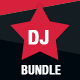 Dj / Musician Bundle - Press Kit - GraphicRiver Item for Sale