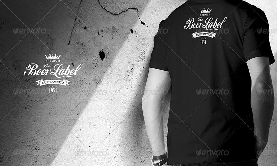 Mens T-shirt Mock-up by sreda | GraphicRiver