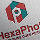 Hexa Photo Logo - GraphicRiver Item for Sale