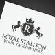 Royal Stallion Logo - GraphicRiver Item for Sale