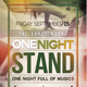 One Night Stand Flyer Template - GraphicRiver Item for Sale