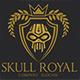 Skull Royal Logo - GraphicRiver Item for Sale