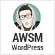 AWSM - Simple Personal Portfolio WordPress Theme Nulled