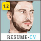 Personage - Easy Setup CV Resume - ThemeForest Item for Sale