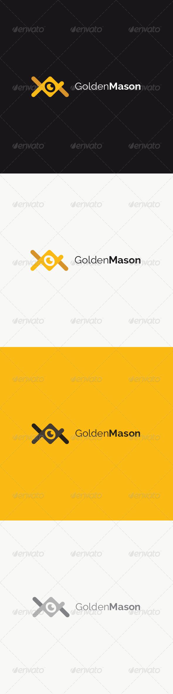 Mason Logo - Symbols Logo Templates