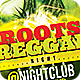 Roots Reggae Night - GraphicRiver Item for Sale