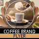 Coffee Brands Flyer - GraphicRiver Item for Sale