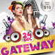 Gateway Party Flyer - GraphicRiver Item for Sale