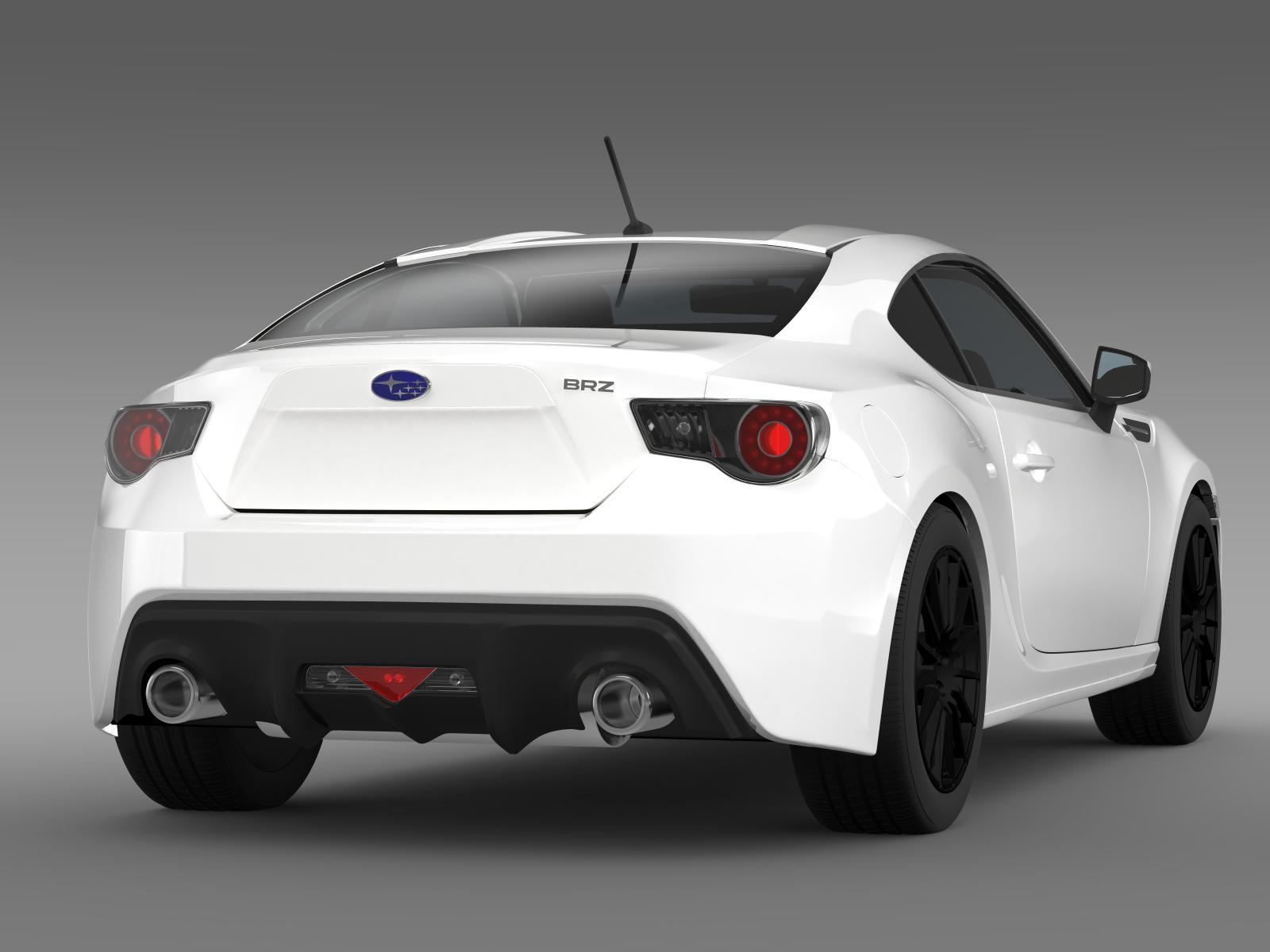 Subaru brz premium sport package zc6 2013 by creator3d 3docean subaru brz premium sport package zc6 2013 9g vanachro Gallery