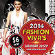 Fashion Show Flyer - GraphicRiver Item for Sale
