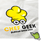 Logo Chef Geek Template - GraphicRiver Item for Sale