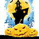 Grungy Halloween Background - GraphicRiver Item for Sale