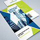 Corporate Tri-Fold Brochures Template 19 - GraphicRiver Item for Sale