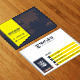 Modern Corporate Business Card AN0467 - GraphicRiver Item for Sale