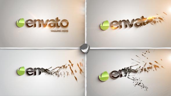 Clean Part Logo Intro