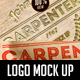 Logo Mock Up - GraphicRiver Item for Sale
